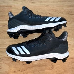 'Adidas' cleats size 10US WOMENS